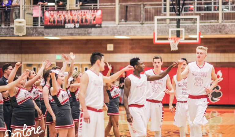 Madison Boys Basketball Team Heads to State Tournament