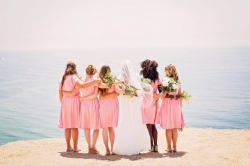 Rexburg Wedding | Bridesmaids