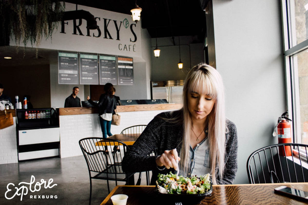 Frisky S Cafe Menu