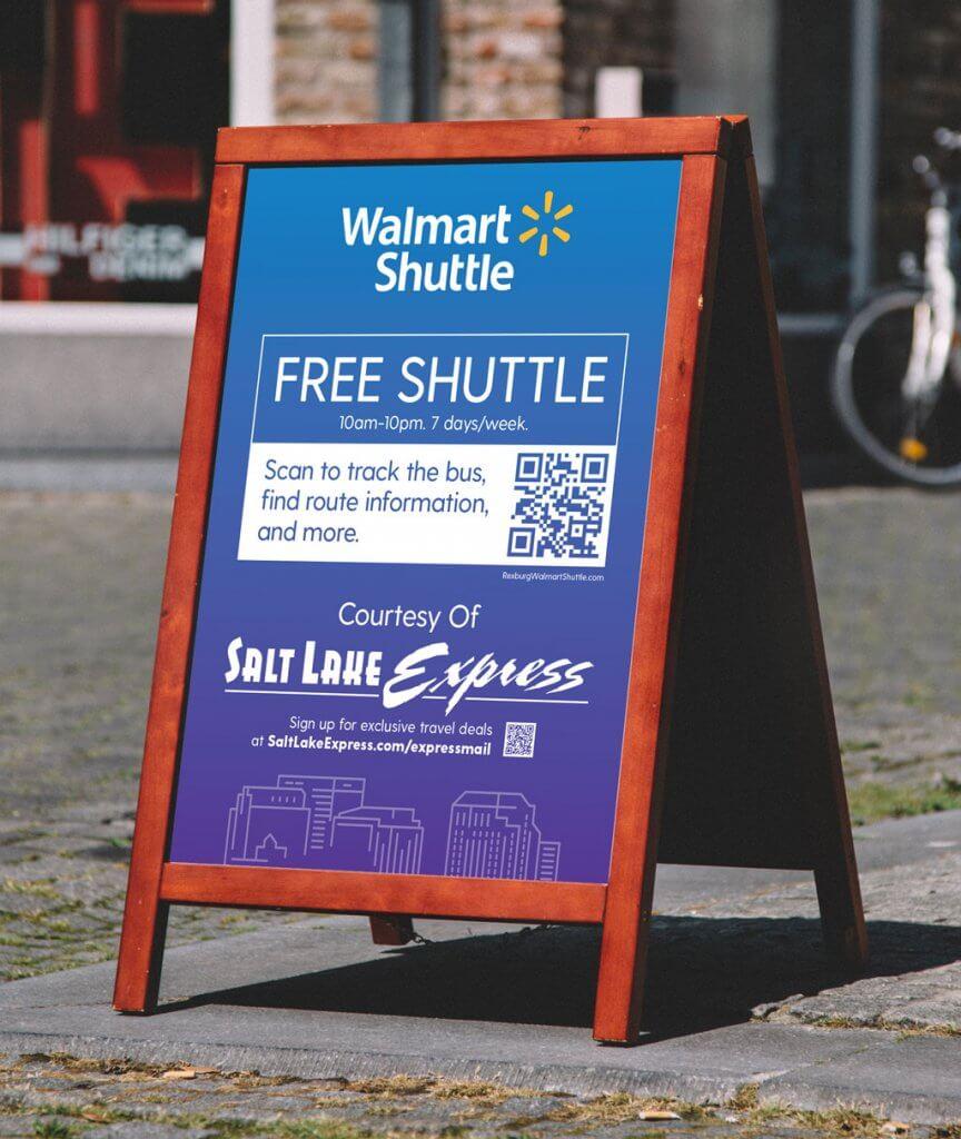 Free Rexburg Walmart Shuttle