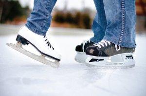 Ice Skating Date Idea