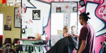 graffiti hair salon in rexburg