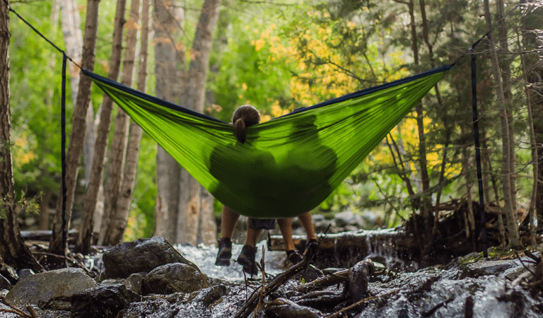 10 best places to hammock near Rexburg