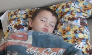 Sleeping Child for Sleep in Heavenly Peace