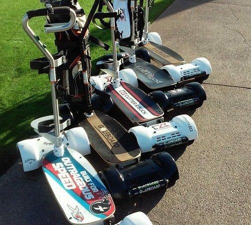 GolfBoard comes to Teton Lakes in Rexburg