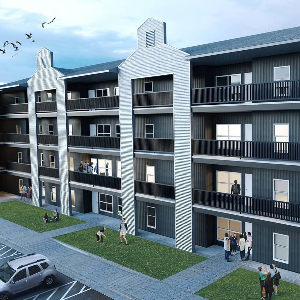 Brigham's Mill is a new housing option for BYU-I men.