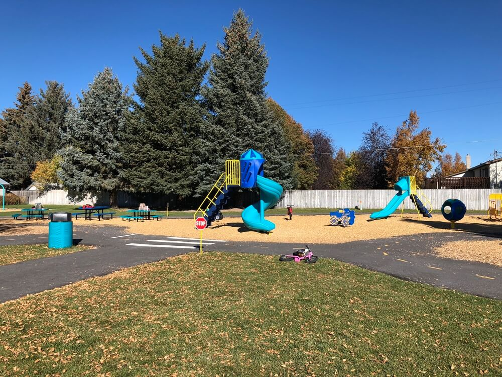 Park St Park is one of the parks in Rexburg