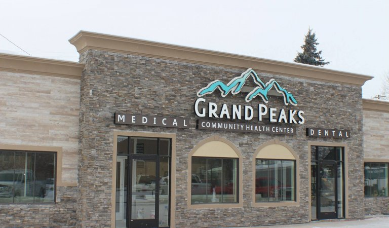 Grand Peaks provides affordable healthcare to the area