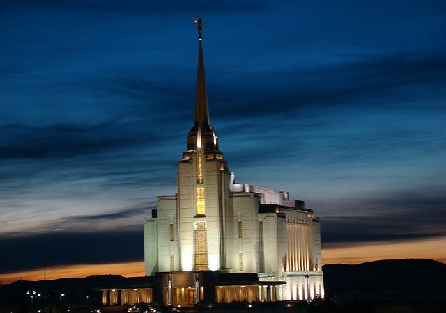 Rexburg Temple times and closings