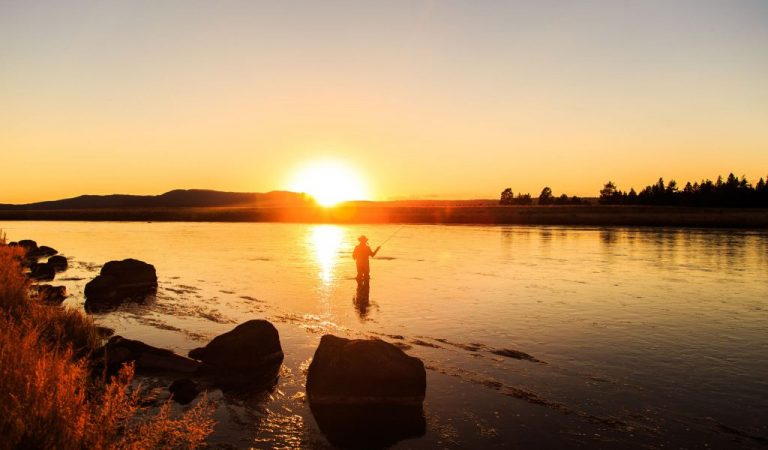 6 places to go fishing around Rexburg