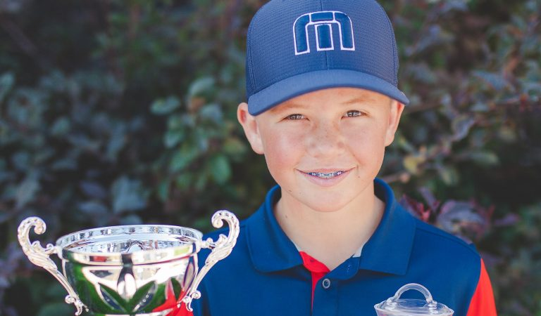Ashton McArthur, 12, takes state championship in golf
