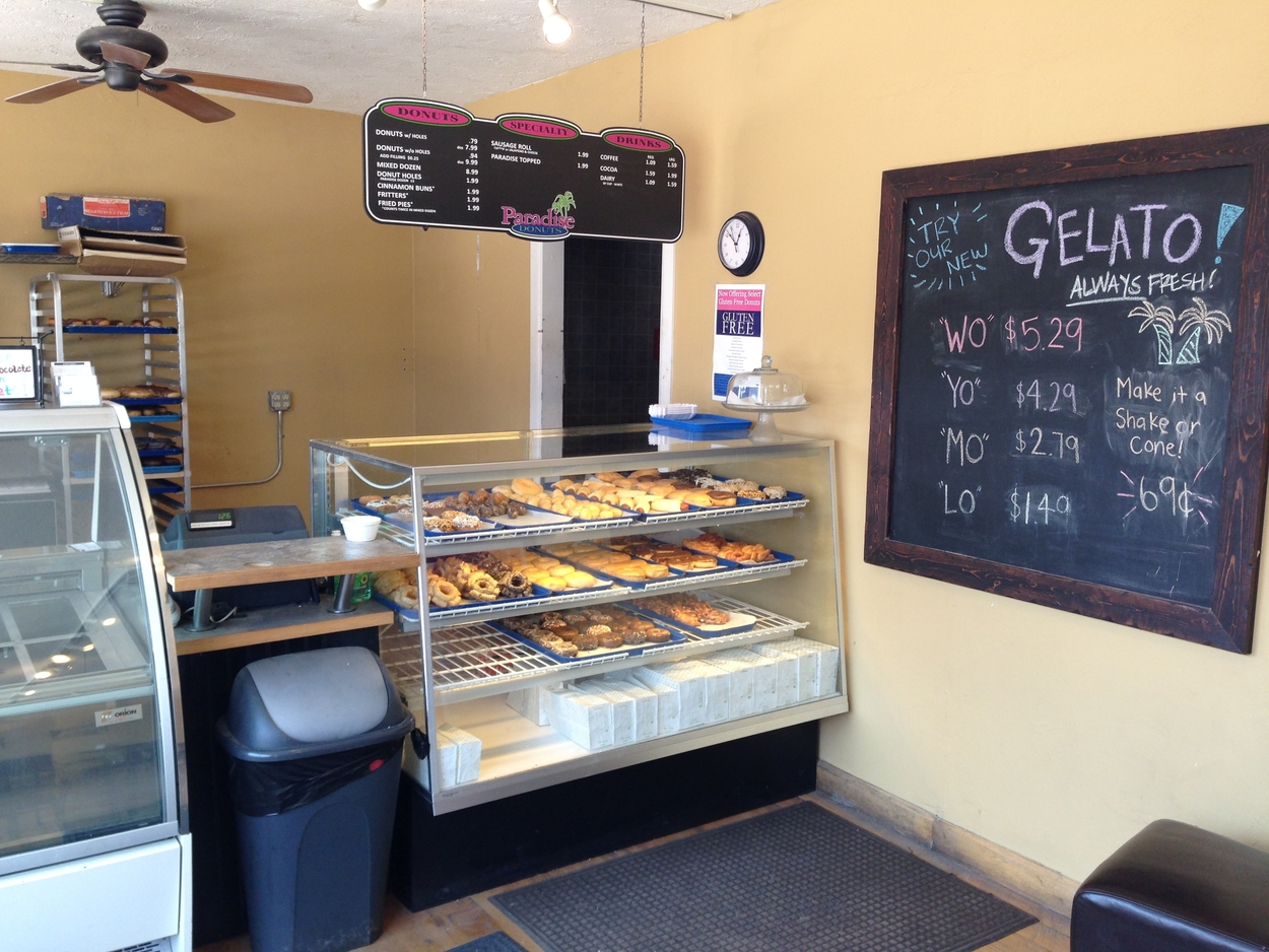 Paradise Donuts is a great place to get donuts for breakfast in Rexburg.