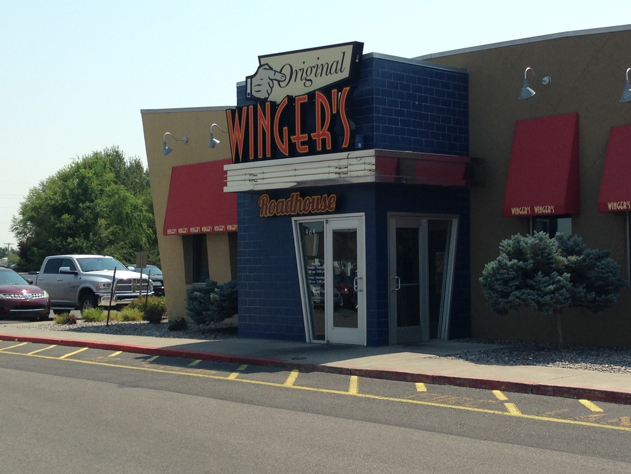 Winger's has plenty of options for breakfast in Rexburg.