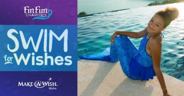 Swim for Wishes will take place at Rexburg Rapids August 9.