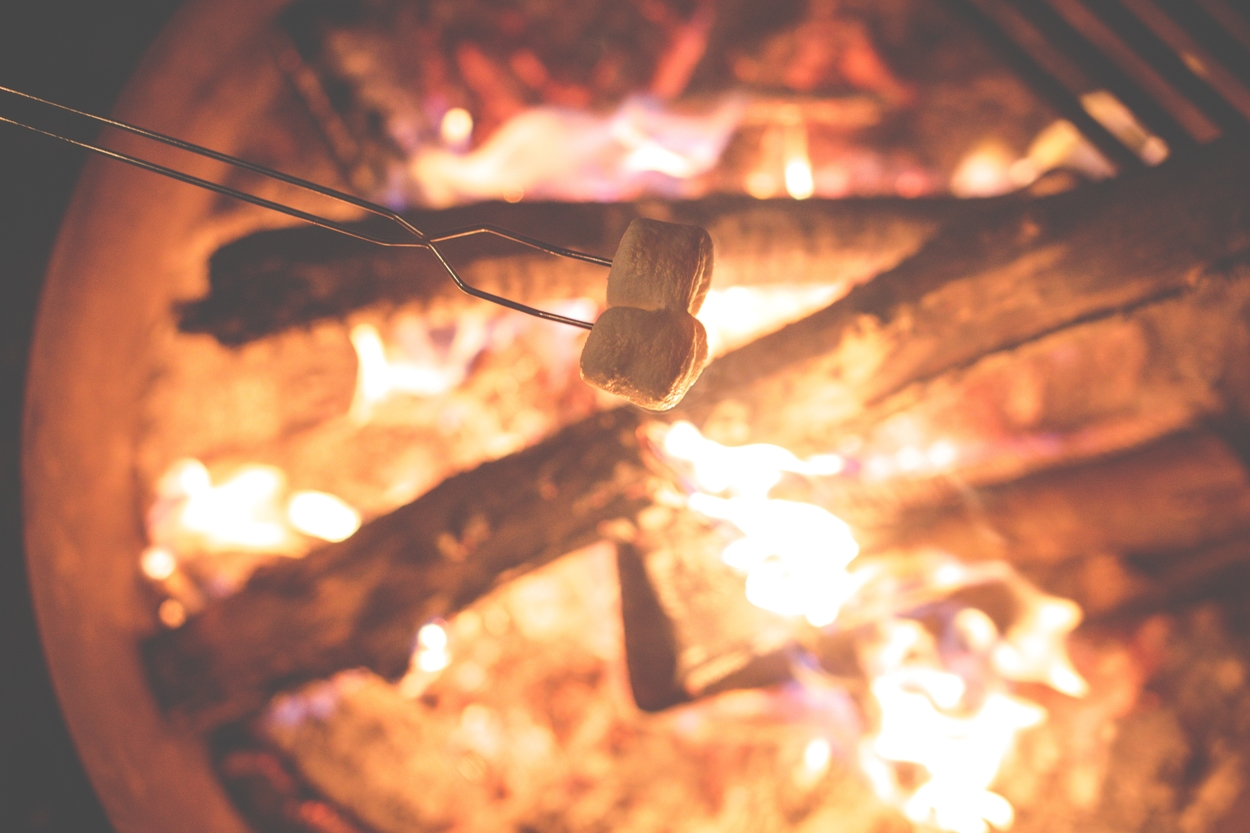 S'mores can be prepared a number of ways.