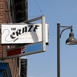 The Craze on College Ave in Rexburg.