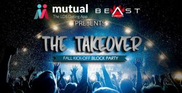 The Takeover: Fall Kick Off Block Party