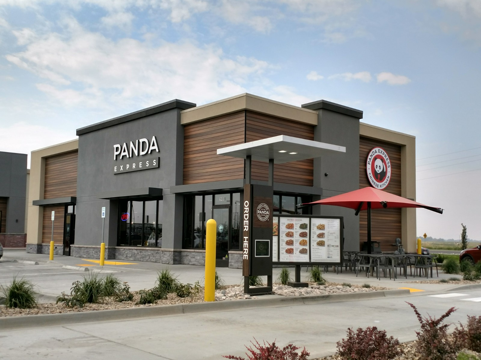 Rexburg Panda Express grand opening is September 15. Great place to eat during seven-week break