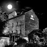 The Haunted Mill in Teton
