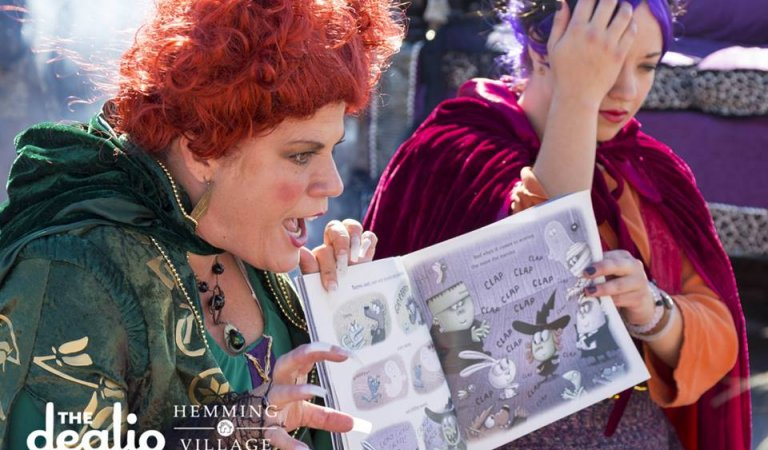 Hocus Pocus returns to Hemming Village