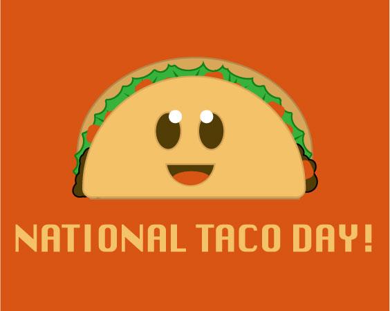 Happy National Taco Day!