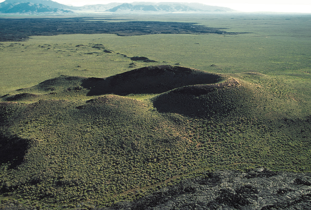 Wondering what to do in Rexburg? Visit Craters of the Moon.