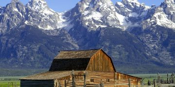 Wondering what to do in Rexburg? Visit Grand Teton National Park.