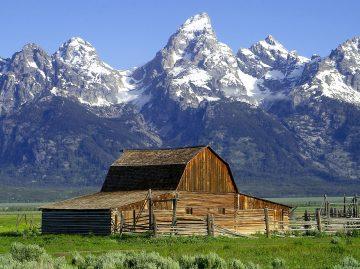 Wondering what to do in Rexburg? Visit Grand Teton National Park.