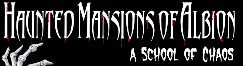 Haunted Mansions - one of the haunted attractions