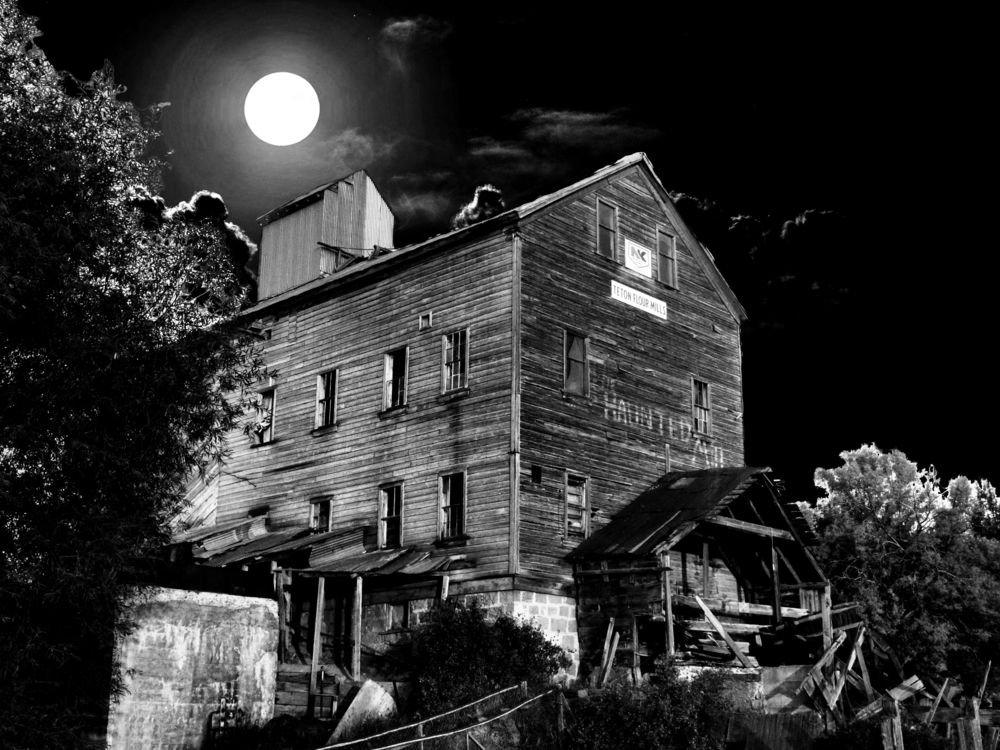 Haunted Mill is one of the haunted attractions