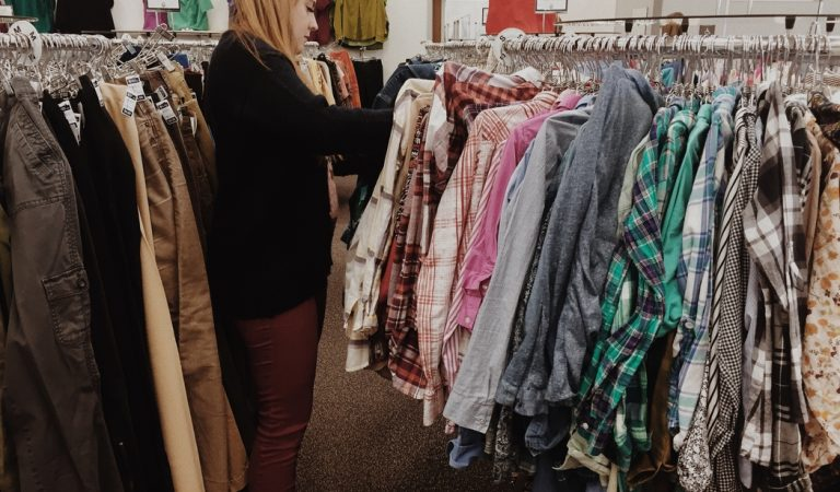 A few helpful thrift shopping practices