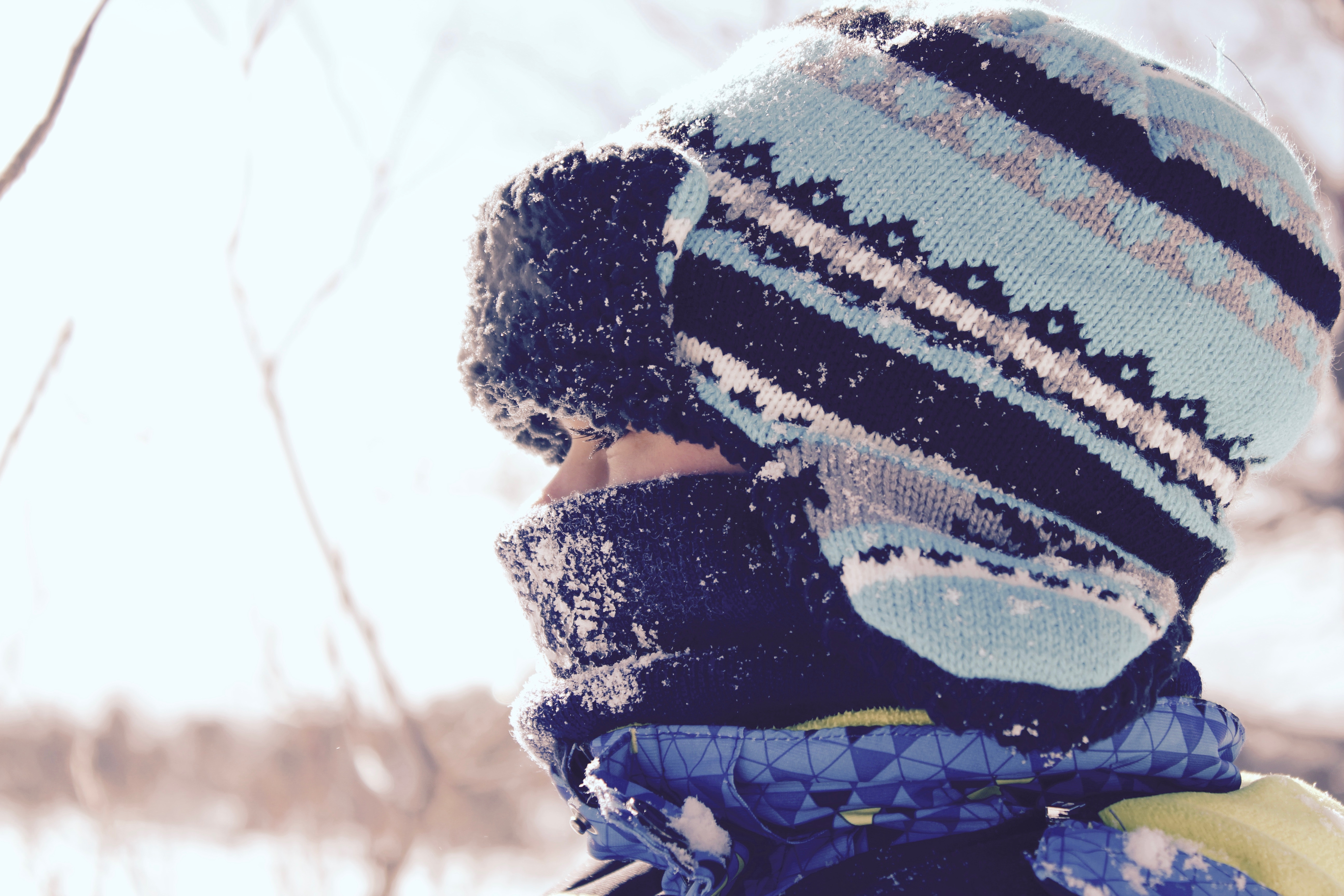 There are many ways you can still survive a Rexburg winter.