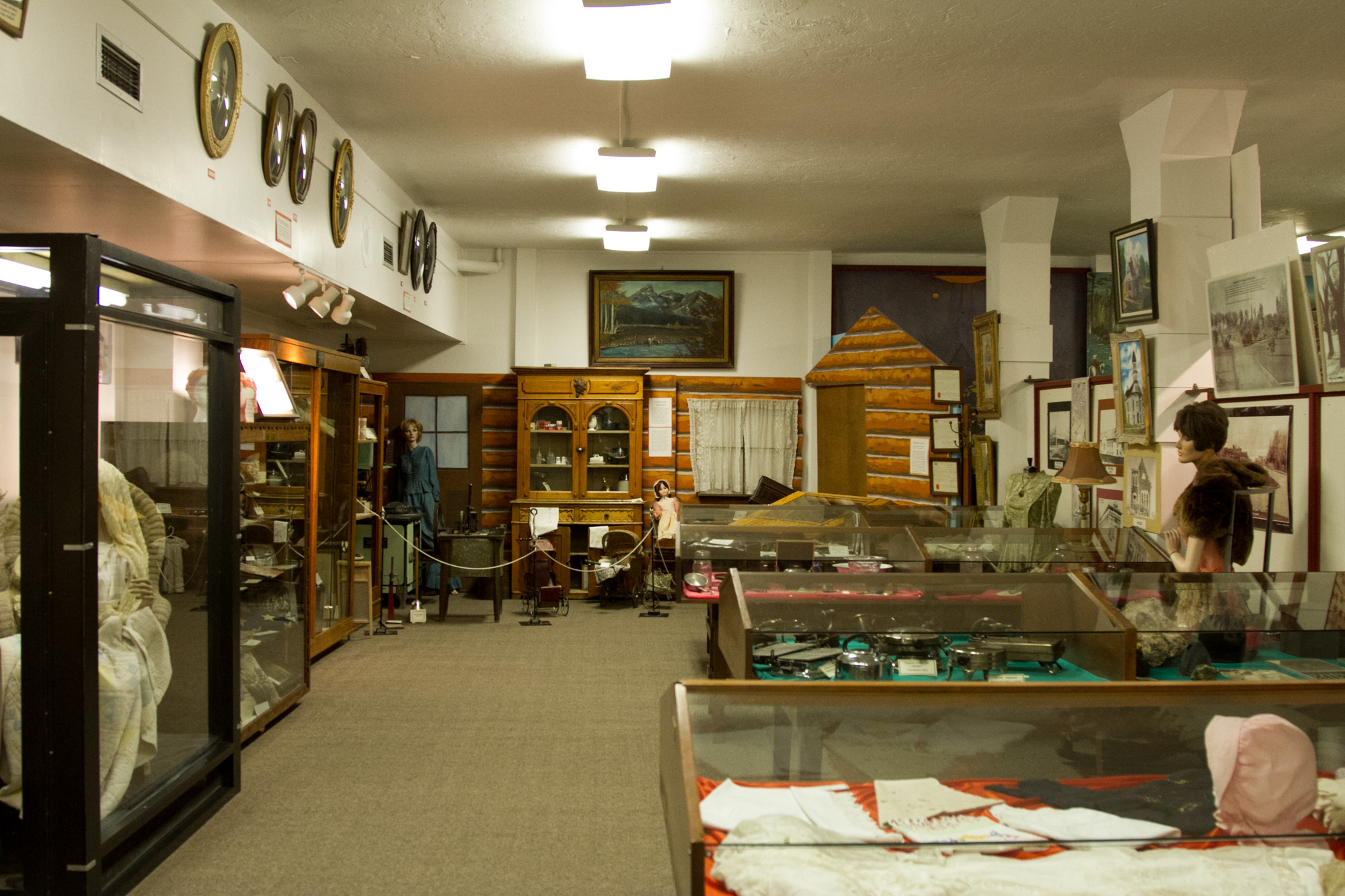 What to do in Rexburg? Visit the Museum of Rexburg.