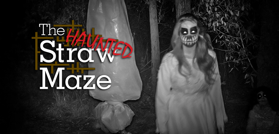 Straw Maze is one of the haunted attractions