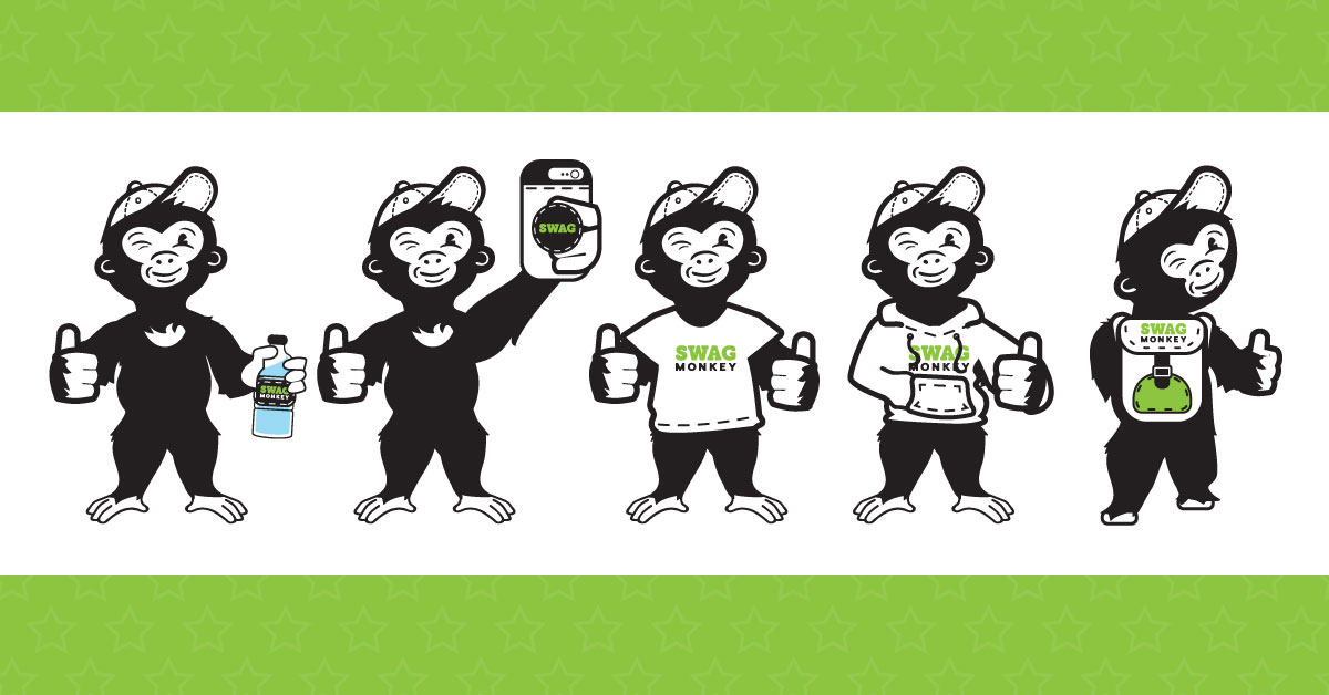 Local business Swag Monkey Promos launches today