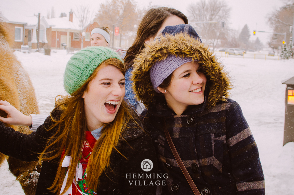 Christmas at Hemming Village is going to be a hootenanny!