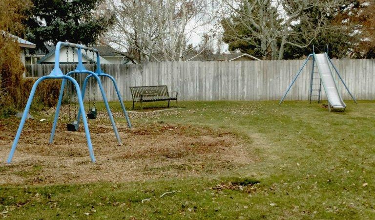 Park Street Park in Rexburg to receive new playground