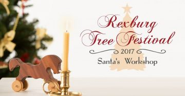 The Rexburg Festival of Trees marks another step toward Christmas.