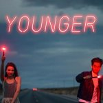"Album cover of Deniston's new single ""Younger"""