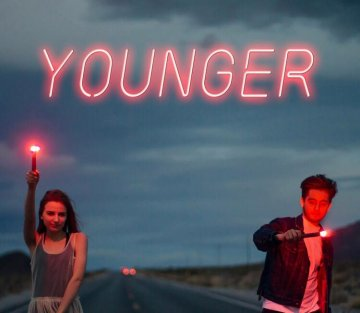 """Album cover of Deniston's new single """"Younger"""""""