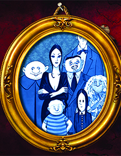 "Sugar-Salem presents ""The Addams Family"" Musical"