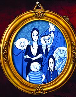 "Sugar-Salem presents ""The Addams Family"" Musical"