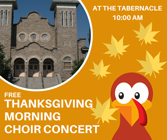 Rexburg Thanksgiving events on Turkey Day