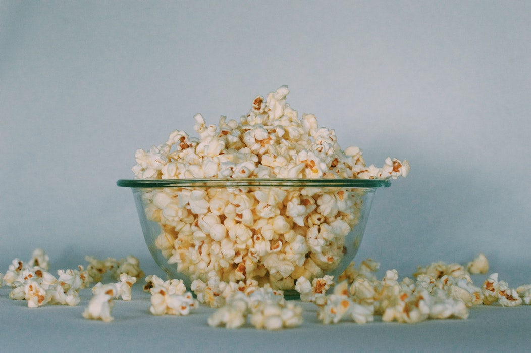 Watch a movie. It's one of the great winter activities in Rexburg.