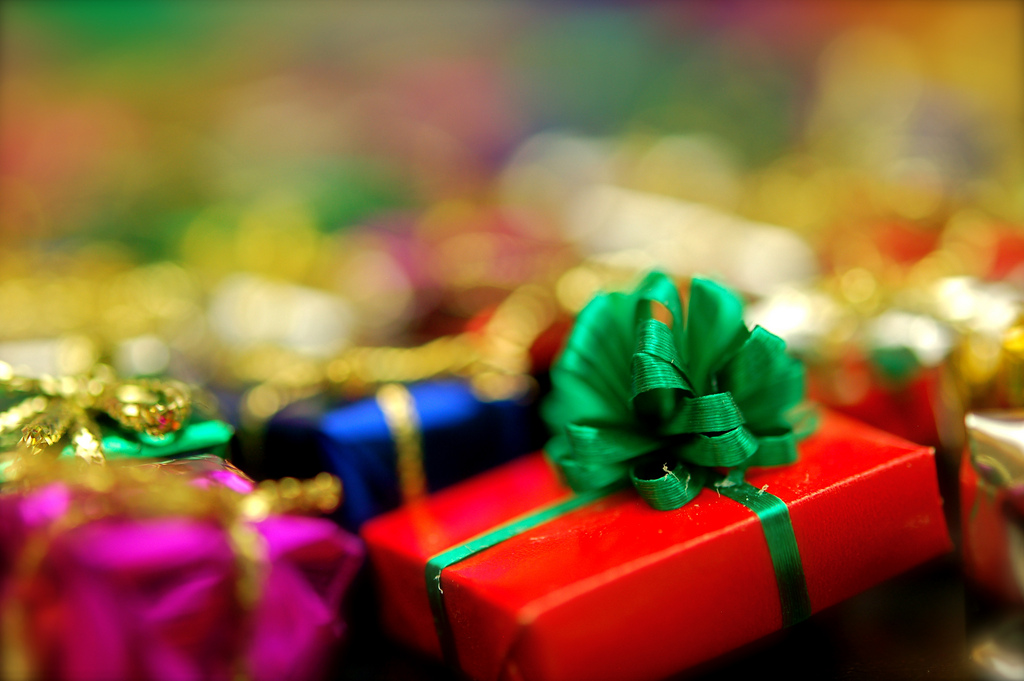 Sometimes it's the little things that make the most difference. Give back this Christmas season by giving small gifts.
