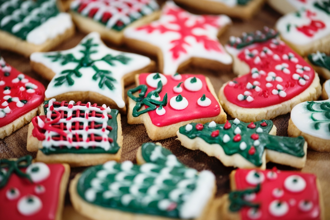 Have a cookie party! It's one of the best Christmas traditions.