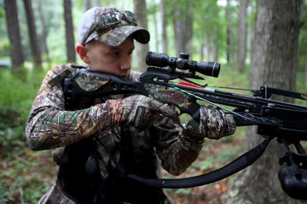 Hunting requires proper training and equipment.