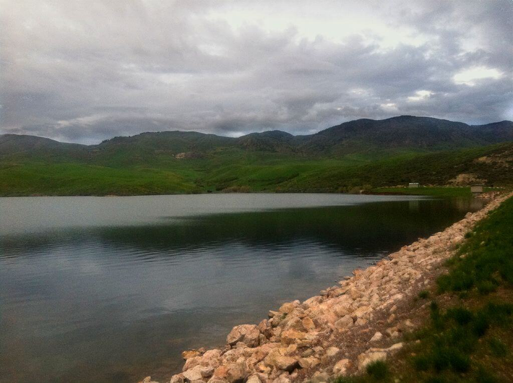Devil Creek Reservoir, Idaho Fishing Report