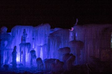 Labelle Lake Ice Palace is awesome.