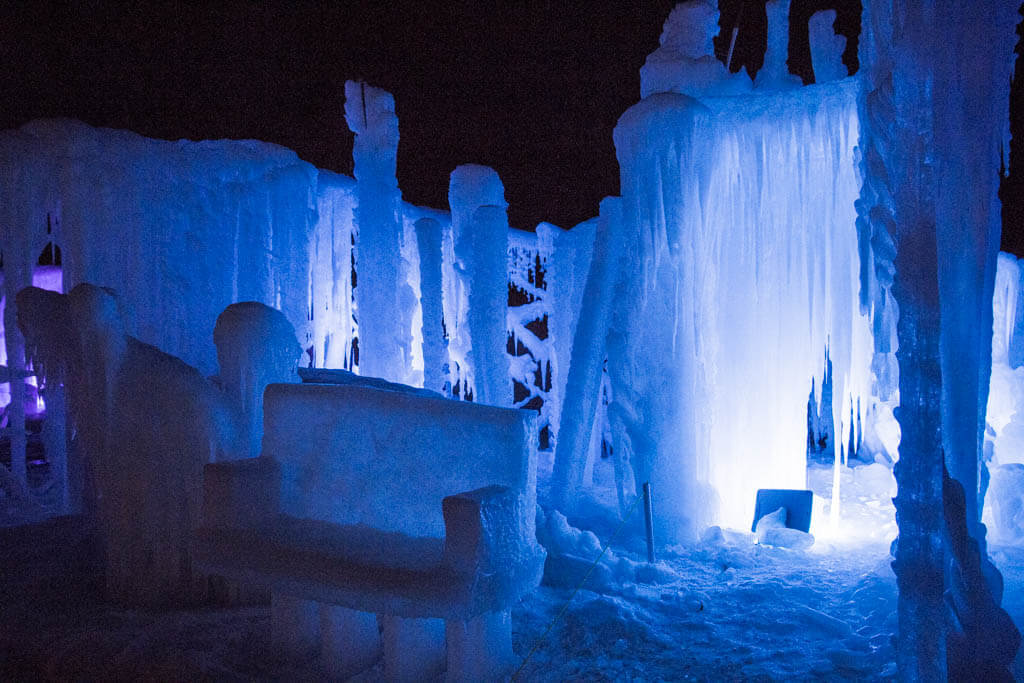 Labelle Like Ice Palace makes all your dreams of living in a palace come to life.